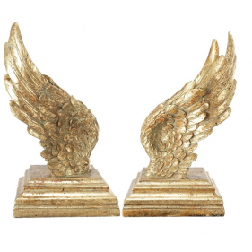 Alexis Angel Wings Bookend