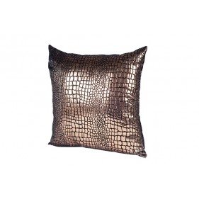 Madison Croco Cushion