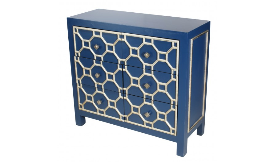 Helmsley Drawer Console