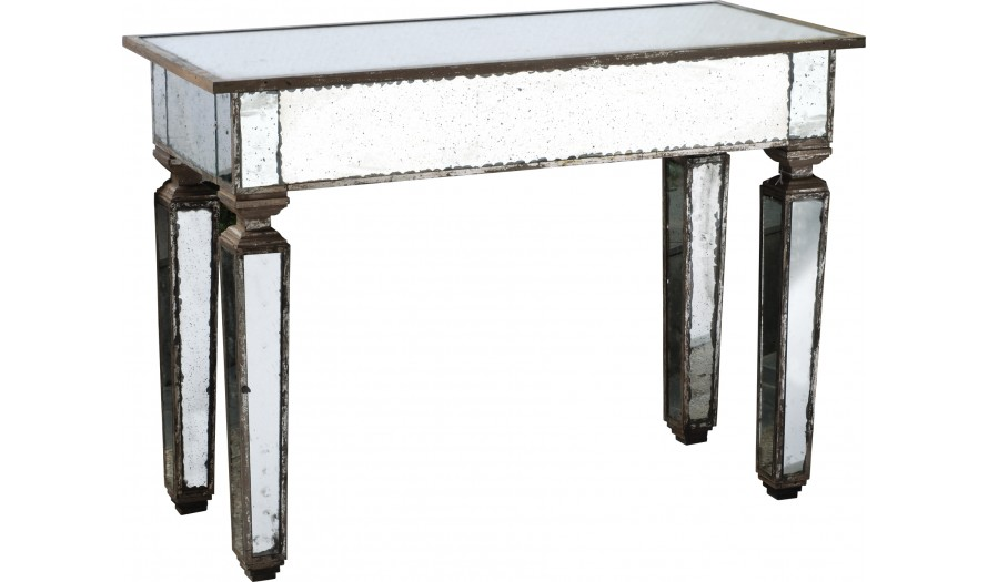 Laurent Mirror Table