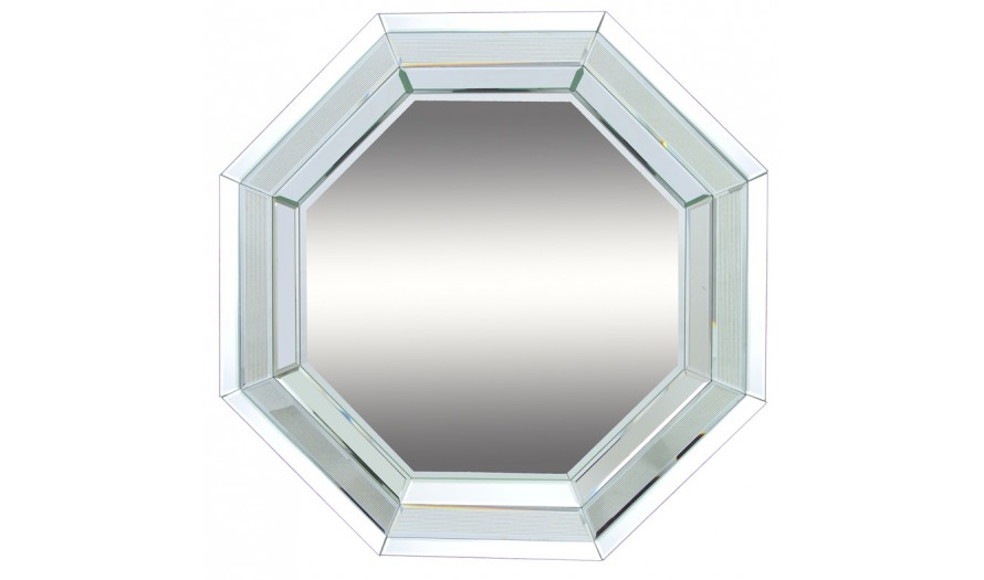 Casablanca Octagon Mirror