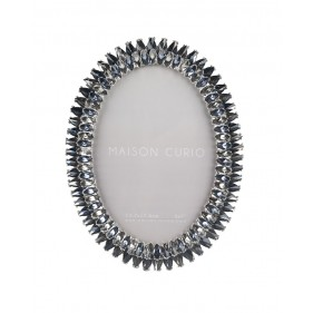 Kelly Oval Jewel Photo Frame