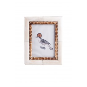 Empire Bone Photo Frame