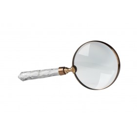 Laurent Crystal Magnifying Glass