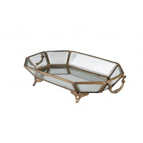 Parisian Mirror Tray