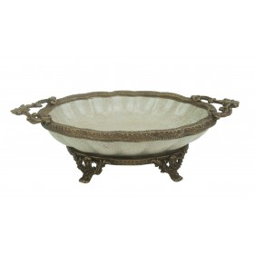 Tribeca Porcelain Trinket Tray