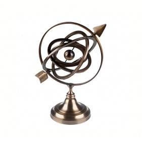 Madison Armillary Sphere Globe