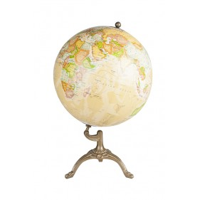 Manolo Antique Globe