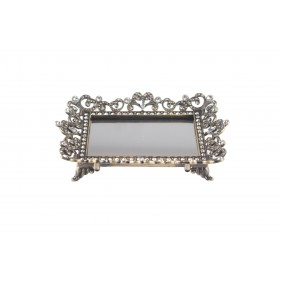 Madison Filigree Mirror Tray