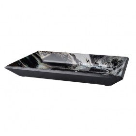 Ethel Marble Mirror Tray