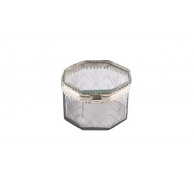 Tricia Etched Trinket Box