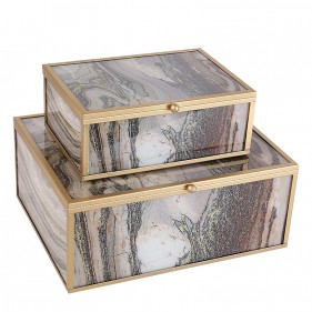 Lalia Trinket Box - Set Of 2