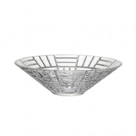 Grille Moderne Crystal Centre Piece Bowl