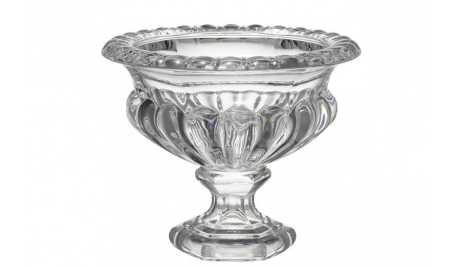Omari Crystal Display Bowl L