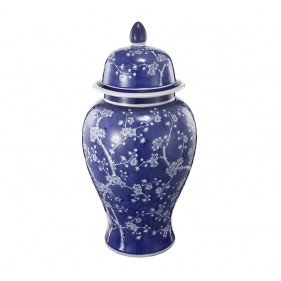 Ashton Cherry Blossom Ginger Jar L