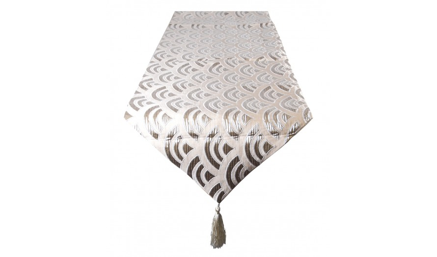 Chole Oriental Fan Table Runner