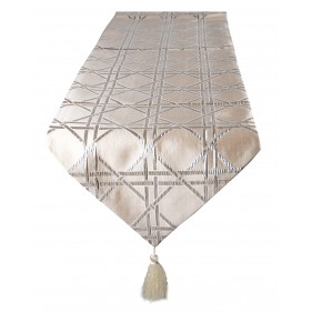 Simone Geometrics Table Runner