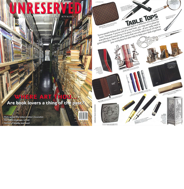 Unreserved April 2015 Volume 1